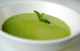 Green Pea Soup | Welcome To Cooking World