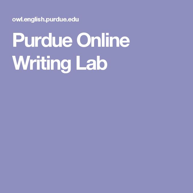 the online writing lab West los angeles college's online writing lab (owl) offers free tutoring in writing for all wlac classes, including english, history.