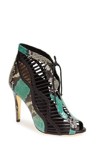 Ted Baker London 'Georgeea' Bootie Sandal available at #Nordstrom