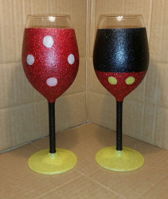404 best images about wine glass decorating ideas on. Black Bedroom Furniture Sets. Home Design Ideas