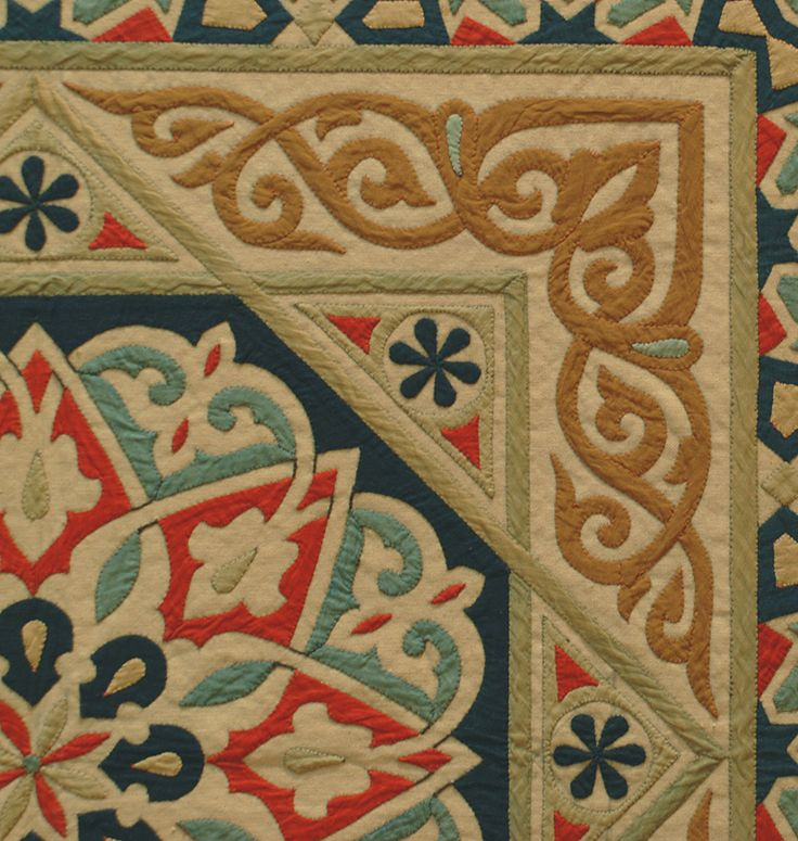 Egyptian Applique - detail 2