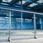 Q-railing railing systems in SSP-Hal, DRU Industriepark, Ulft, The Netherlands