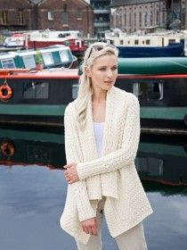 Glenross Waterfall Cardigan A661