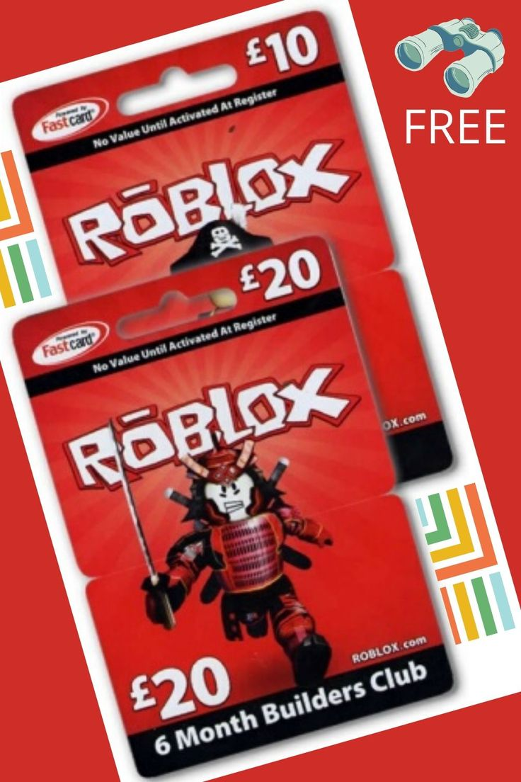 Free 10 or 20 roblox gift card codes generator 2020