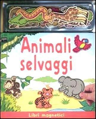 Animali selvaggi. Con magneti  - Cartonato Ed. Ape Junior