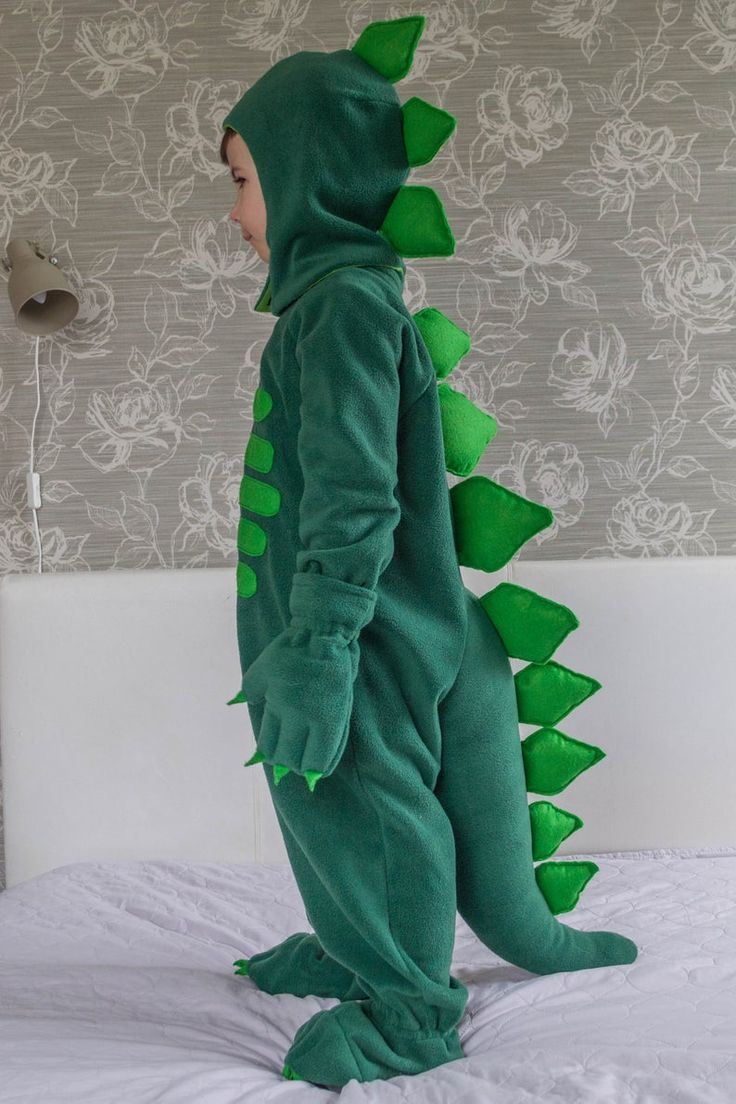 Dinosaur costumeStegosaurus GodzillaChild's Etsy in