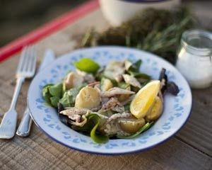 Donal Skehan's smoked mackerel salad is a great lunchbox recipe for every day of the week