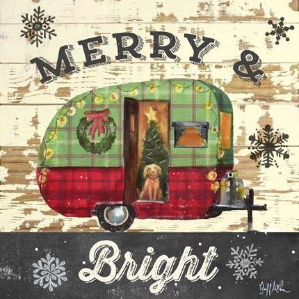 Christmas Plaid Trailer by Geoff Allen | Ruth Levison Design