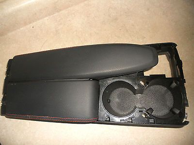 10-13 MERCEDES C CLASS E CLASS CENTER CONSOLE ARM REST CUP HOLDER 207680193 USED