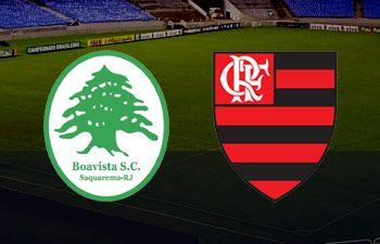 Flamengo x Boa Vista Transmissão Flamengo x Boa Vista Ao Vivo e Vasco x Volta Redonda
