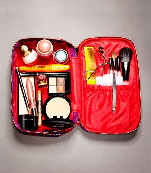 Clean Sweep: The Makeup Bag