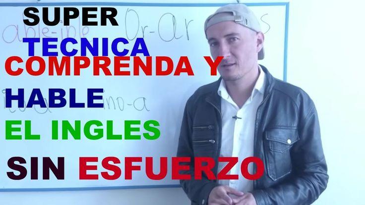 COMO APRENDER BIEN INGLÉS paso a paso (video 3 de 3)LESSON-16