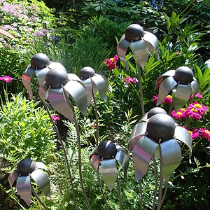A Local Event - Art in the Garden - June 16 and 17, 2012 - Father's Day Weekend