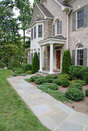Image from http://virginiamls.com/bridgehill/walkway.jpg.