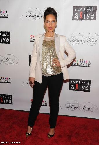 Alicia Keys | Find the Latest News on Alicia Keys at CelebrityFashion Page 2