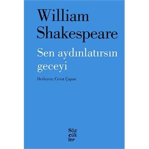 Sen Aydınlatırsın Geceyi - William Shakespeare #hepsiburada #bibliyoman