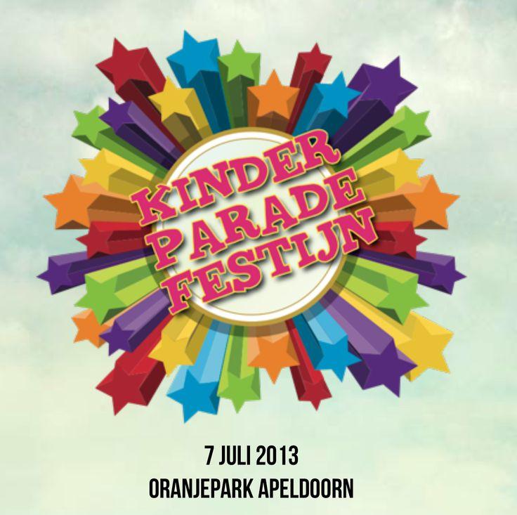 Kinder Parade Festijn, ieder jaar een groot succes.