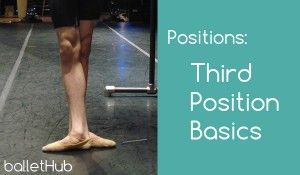 Positions: Third Position Basics