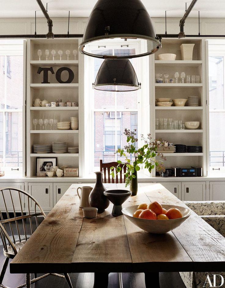 Meg Ryan's NYC Loft | via Architectural Digest