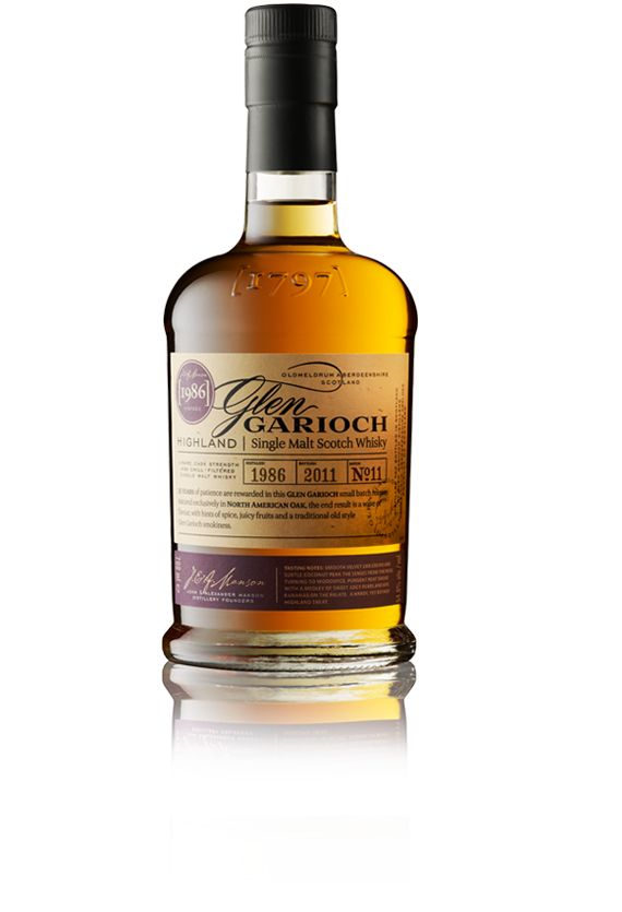 Vintage 1986 - Scotch Whisky - Glen Garioch available from Whisky Please.
