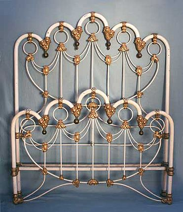 Gorgeous Antique Headboard