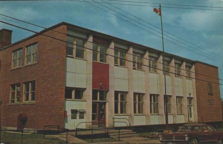 Glace Bay Post Office_Glace Bay_Cape Breton_Nova Scotia http://CaperBlogs.Com