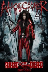 Alice Cooper to Raise More Dead on Tour This Fall