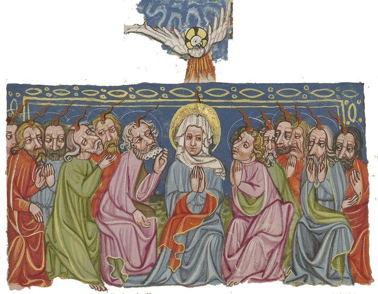 Liturgia de la Semana VII del Tiempo de Pascua: Celebraciones del 29 de Mayo al 4 de Junio y el Domingo 11 de Junio