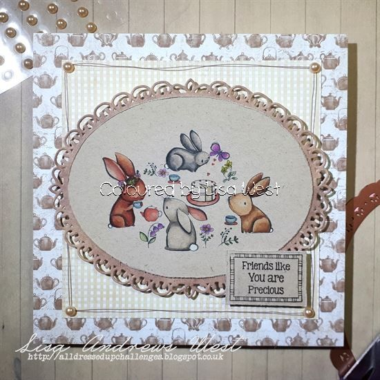 DT Inspiration - Easter Tea Party - https://alldressedupchallenges.blogspot.co.uk/2018/03/march-2018-new-release-part-1.html