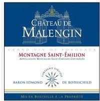 Chateau de Malengin Montagne St Emilion 2010 $19.99 Westchester WE 91