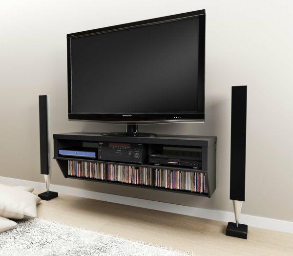 Die besten 25+ Flachbildschirm tv Ideen auf Pinterest - wohnzimmer ideen tv wand