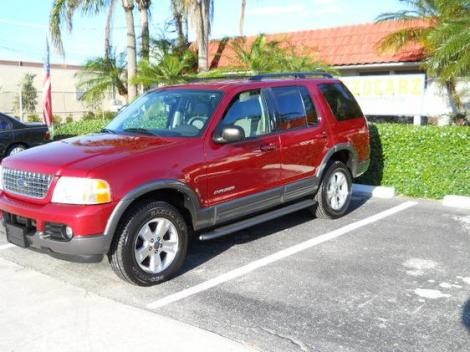 Used Ford Explorer  for sale in Florida for only $5690