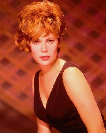 "Jill St. John publicity photo for ""Who's Been Sleeping In My Bed"" from Paramount in 1963"