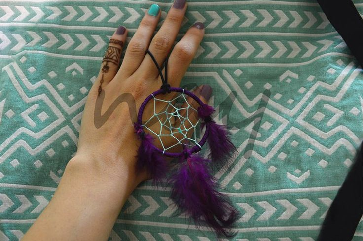 Gorgeous Free Standing Dreamcatcher DC28 from nay handmade by DaWanda.com