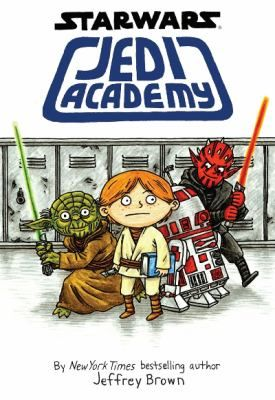 Cover image for Star Wars : Jedi Academy / Jeffery Brown.