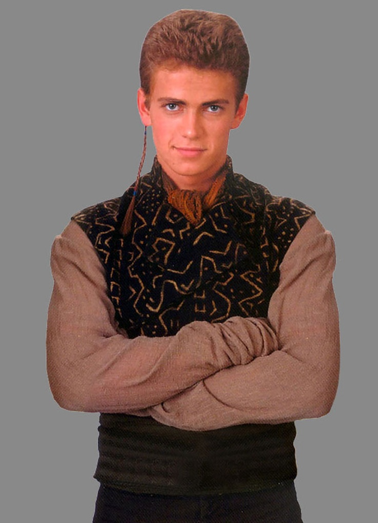 Anakin Skywalker - Peasant Disguise Attack of the Clones ...