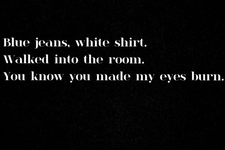 lana del rey blue jeans quotes - photo #28