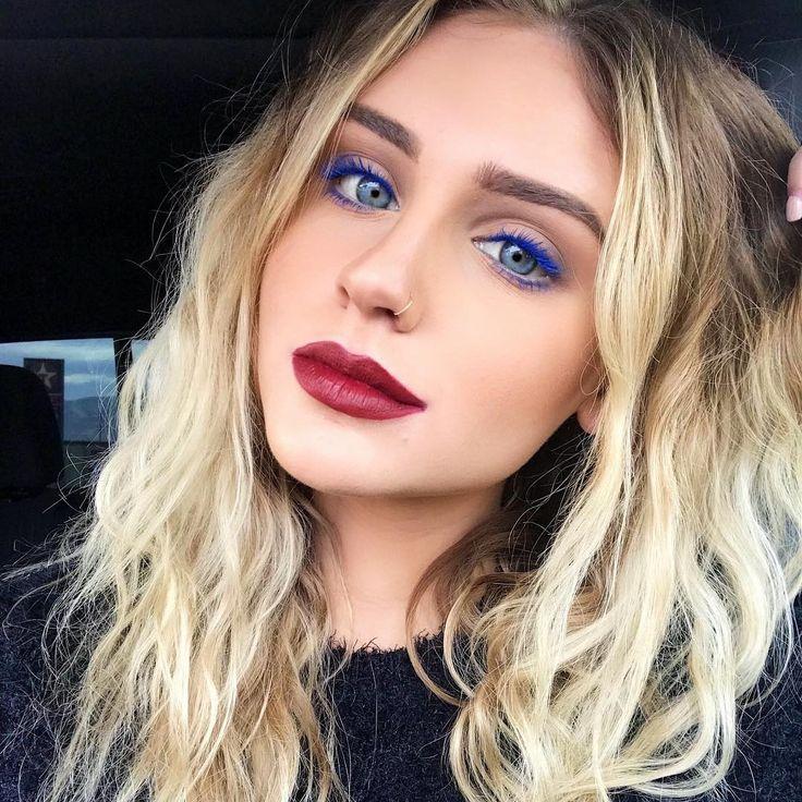 X: How to Wear Coloured Mascara …
