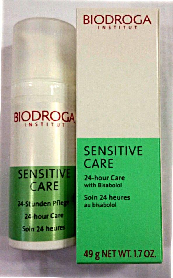 #Biodroga crema viso pelle sensibile 24h. € 35.00 Ottimo sostituto di #sanssoucis sensitive 24h balsam