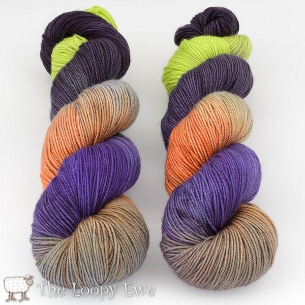 Witchypoo rides again! - Blue Moon Fiber Arts, Socks that Rock Lightweight