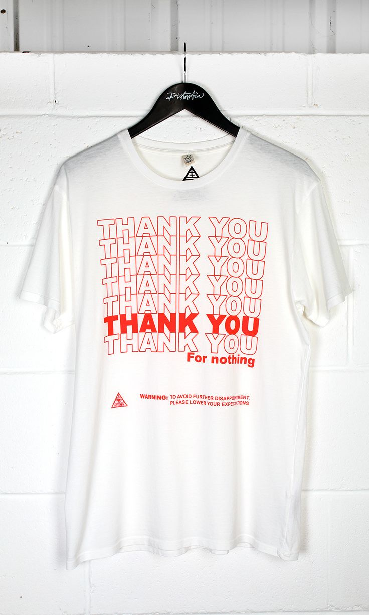 Thank You T-Shirt #disturbiaclothing disturbia thanks for nothing metal silver alien goth occult grunge alternative punk