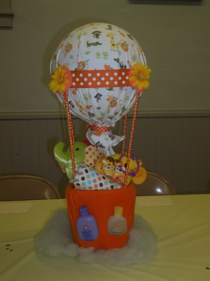 Best images about baby shower hot air balloon on