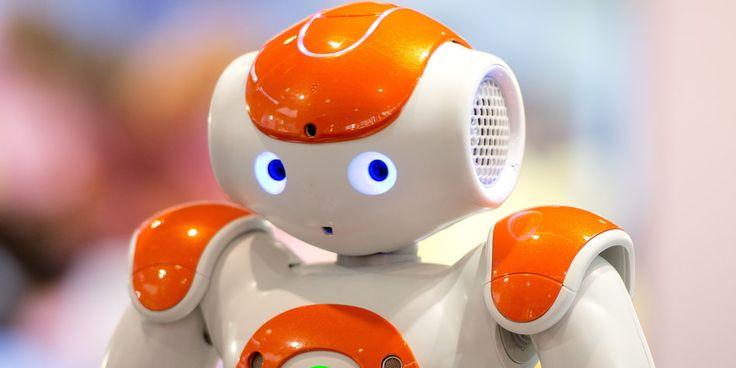 Roboter könnten bald Sprachunterricht geben. Ob sie auch zu emotionalen Bindungen fähig sind, wird an der Universität Bielefeld erforscht.