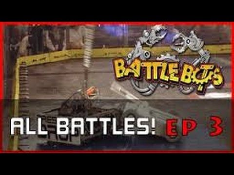 ▶ BattleBots 2015 Episode 3 Full Episodes HD - YouTube
