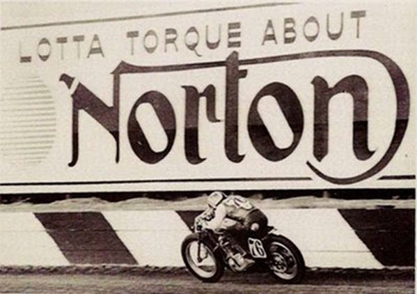Norton Vintage #riding #motorcycles #motos | caferacerpasion.com
