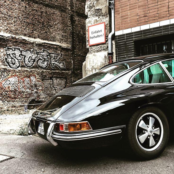 Very rare Porsche 911 L.