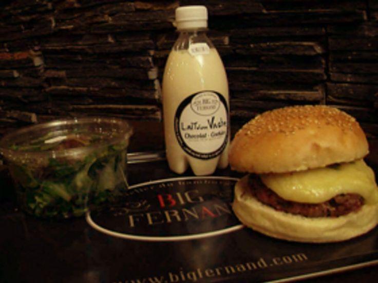 """Vous avez adoré la vidéo cuisine sur le """" Bartholomé """", élu meilleur burger de Paris, Avec Big Fernand, nous avons décidé de vous offrir de..."""