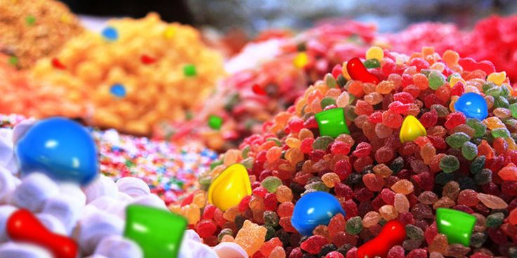 What Would the Candy Crush Candies Actually TASTE Like? | Thrillist