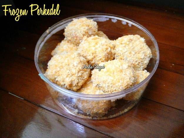 Resep Frozen Perkedel Kentang Oleh Avrilia Cahyani Resep Kue Kreatif Makanan Kentang