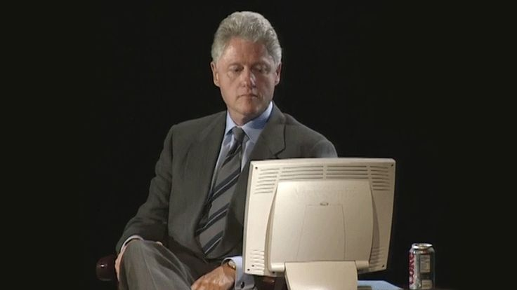 thumbs up | Bill Clinton's AMA From 1999 is a Treasure Trove of Reaction GIFs